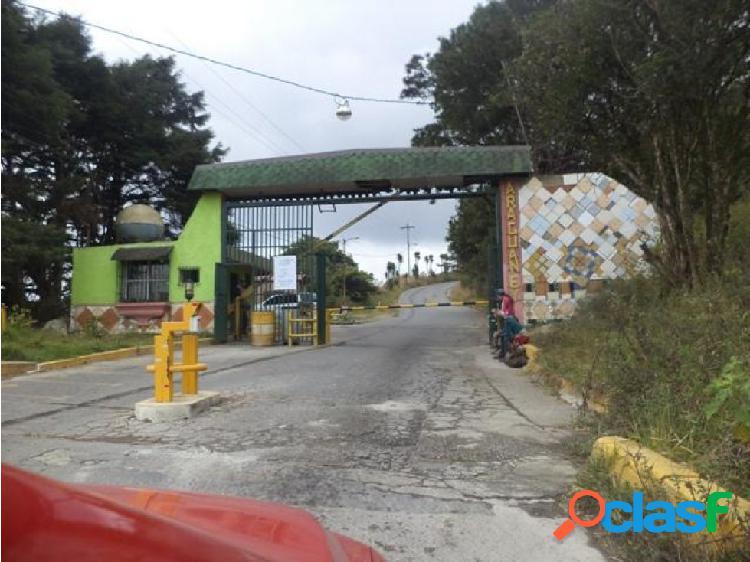 Terreno En Venta Distrito Capital -El Junquito