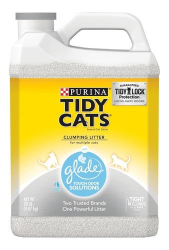 Arena Para Gatos Purina Tidy Cats Con Glade