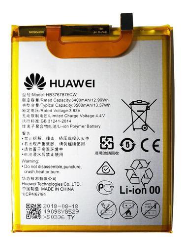 Bateria Pila Huawei Hb376787ecw Honor V8