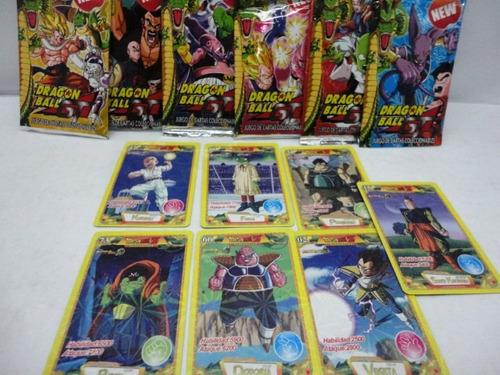 Dragon Ball Juego De Cartas Precio X 6unid
