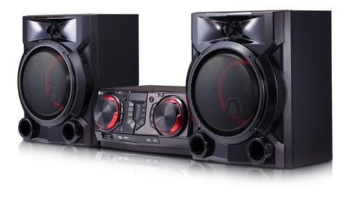 Equipo De Sonido Lg Cj65 Xboom w