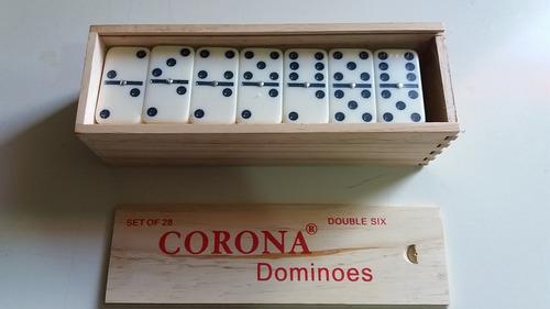 Juego De Domino Marca Corona, Grandes