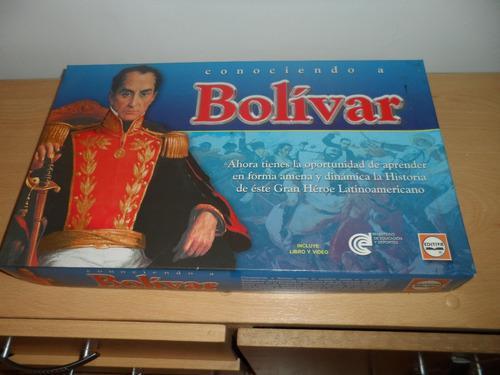 Juego De Mesa De Simón Bolivar
