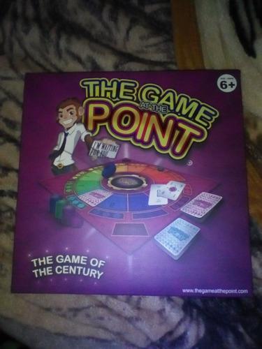 Juego De Mesa Didactico. The Game At The Point