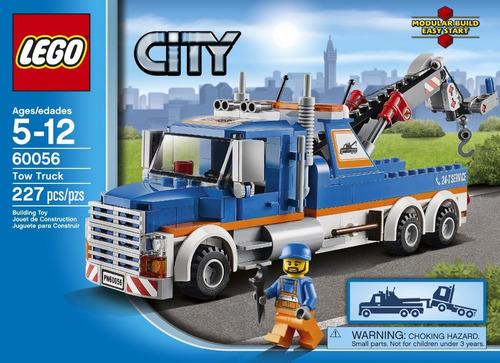 Lego City  Camión Grúa 227 Pzs (50v)