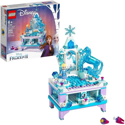 Lego Frozen 2 Joyero De Elsa  Pzs Disney Original