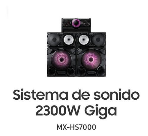 Oferta De Equipo De Sonido Samsung Sound Giga Mx-hs