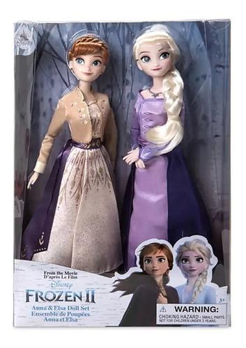 Princesas Elsa Y Anna De Frozen 2 De Disney Store
