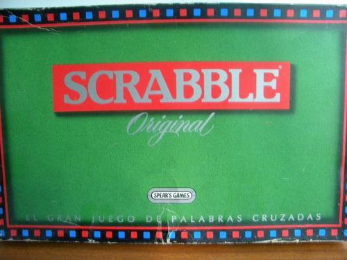 Scrabble Original Mas Diccionario Larousse