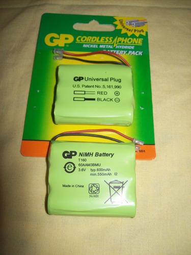 Bateria Recargable Para Telefono Inalambrico