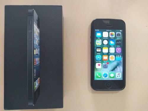 Celular iPhone 5 Negro Y Liberado 60 Ver