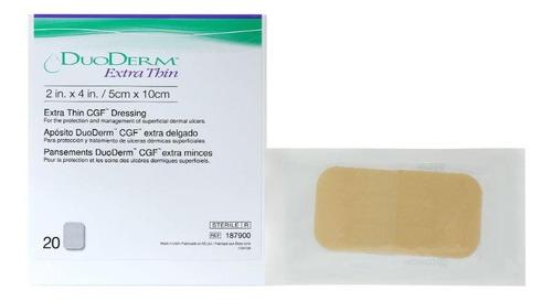 Duoderm Apositos Extra Thin Cgf 5 X 10 Cm (original)
