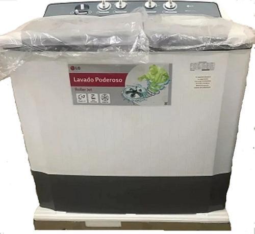 Lavadora Semi Automatica Doble Tina Lg Wp-1160r 8 Kg