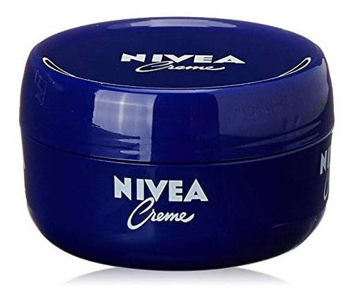 Nivea Crema Hidratante 100% La Original Azul 100 Ml Lo Mejor