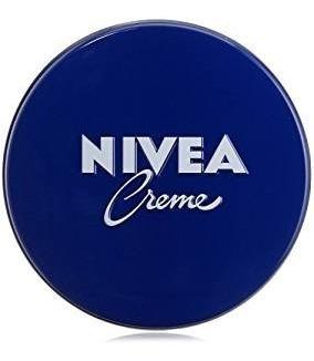 Nivea Crema Hidtratante 100% La Original Azul 150 Ml