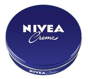 Nivea Crema Hidtratante 100% La Original Azul 50 Ml