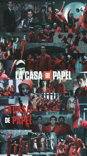 Pelicula Tv Serie La Casa De Papel Y Elite Full Hd En Combos