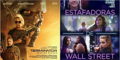 Terminator Y Las Estafadoras De Wall Street Son 14