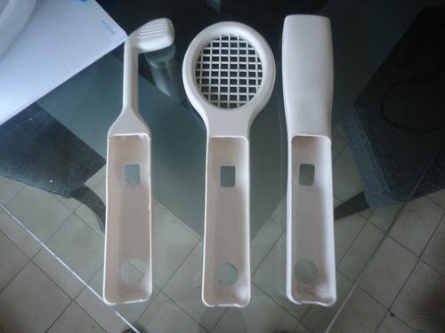 Accesorios Wii Originales Poco Uso (kas) Combo (kas)(10)