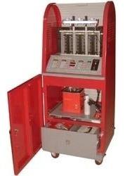 Maquina De Limpieza Y Prueba 6 Inyectores Launch Por Ultraso