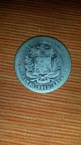 Moneda De 2 Bolivares De