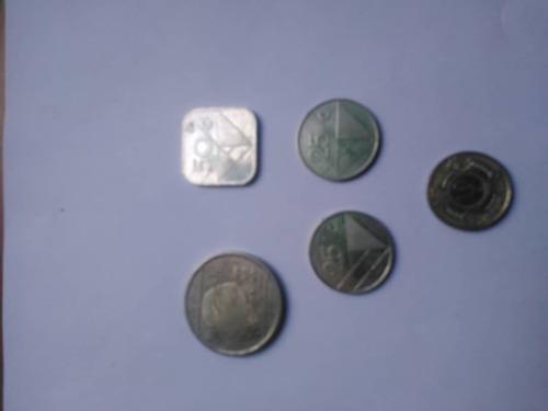 Moneda De Coleccion Aruba