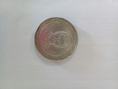 Moneda Del Bicentenario De Jose Maria Vargas