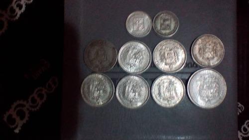 Moneda Dos 2 Bolívares De Plata Año  Lei  Gramos