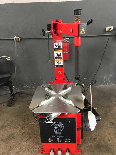 Máquina Desmontadora De Cauchos Semi-automática Praetorian