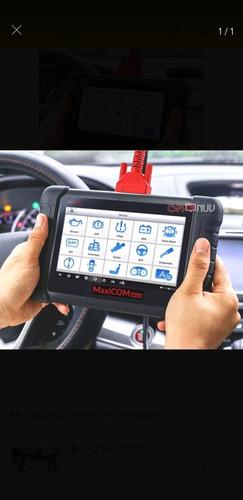 Servicio De Escaneo Automotriz Para Vehículos Chevrolet