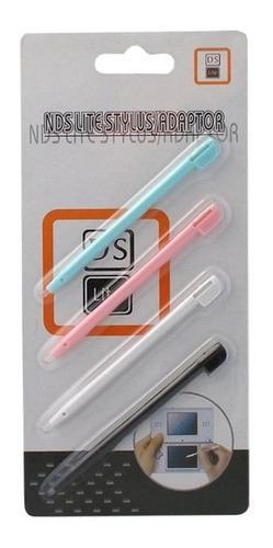 Set De Lápices Táctil Para Nintendo Ds, Ds Xl, Ds Lite,