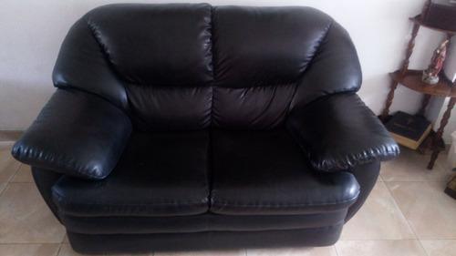 Sofa De Cuero 2 Puestos Remato Hoy 21 Septiembre Por Viaje