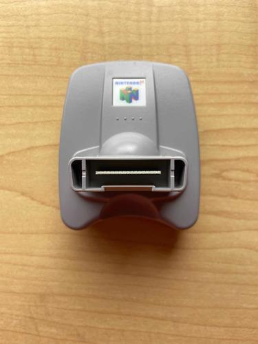 Transfer Pak Nintendo Game Boy A Nintendo 64