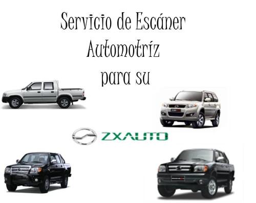 Zxauto S E R V I C I O De Escaner Automotriz 10$