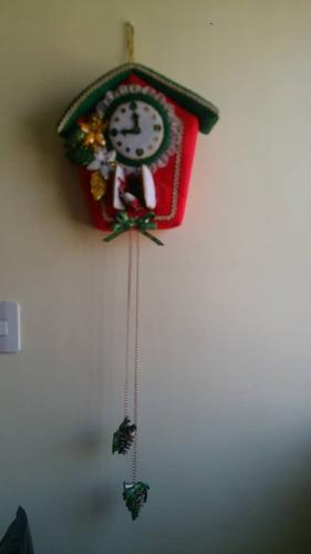 Adorno De Navidad Cucu Para Casa