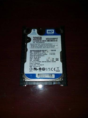 Disco Duro 320 Gb Para Lapto 12$