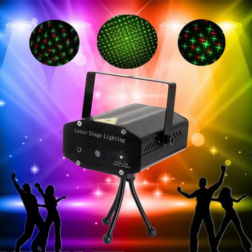 Luces Laser Colores De Navidad Super Oferta Llevas 3 Pagas 2