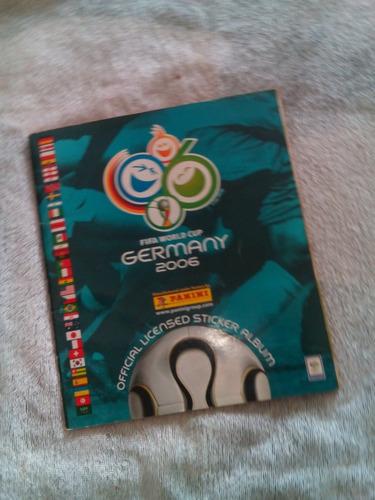 Album Mundial De Fútbol Alemania  Original Panini