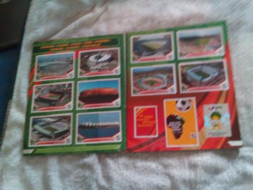 Album Mundial De Futbol Original Panini South Africa