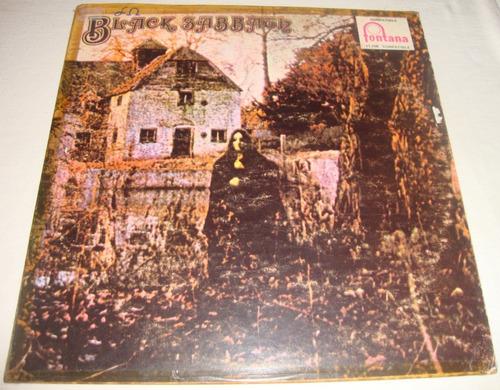 Black Sabbath - Black Sabbath Album - Lp Vinil Heavy Metal