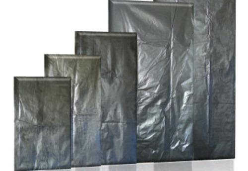 Bolsas Negras De Basura 200 Litros 40 Kilos Calibre 14