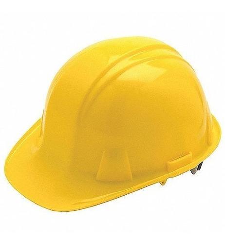 Casco De Seguridad Industrial Amarillo