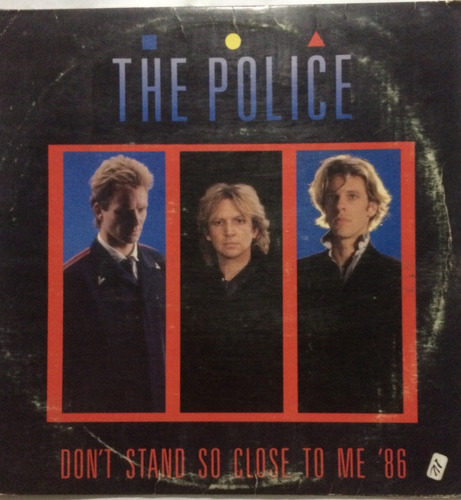 Disco Vinyl Importado: The Police (Remix) 2 Discos