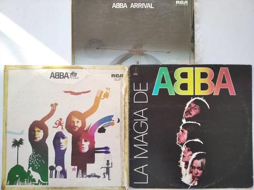 Discos Lp Vinil Abba Lo Mejor De Arrival The Album