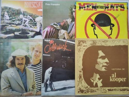 Discos Lp Vinil Rock Led Zeppelin Simon & Garfunkel Frampton