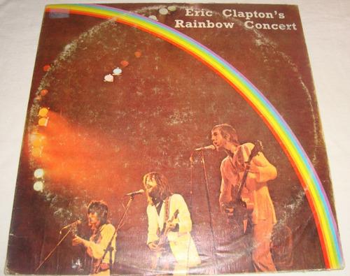 Eric Clapton - Rainbow Concert lp Vinil Acetato