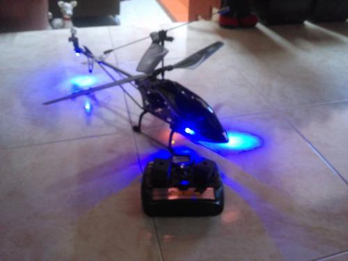 Helicoptero C8 Ciclone/original Audio/video 3.5 Canales