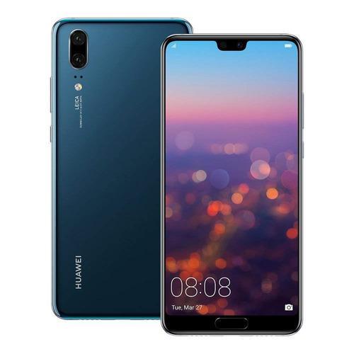 Huawei P20 Eml-l29 128 Gb 4 Gb Nuevo + Forro Antishock