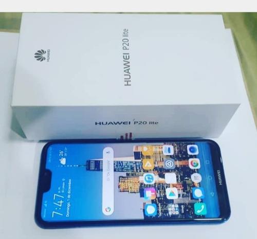 Huawei P20 Lite 32 Gb Azul