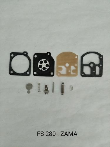 Kit Reparación Carburador Desmalezadora Stihl Fs 280